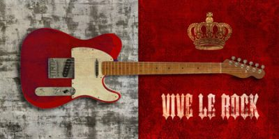 Steven Hill – Vive le Rock