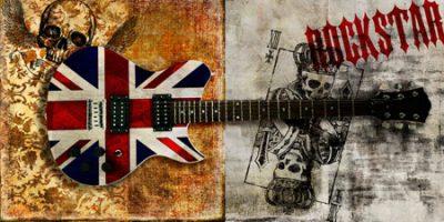 Steven Hill – Rockstar