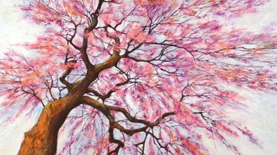 Silvia Mei – Sotto l albero in fiore