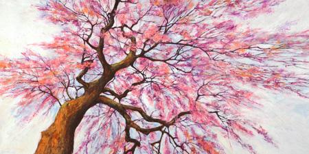 Silvia Mei - Sotto l albero in fiore