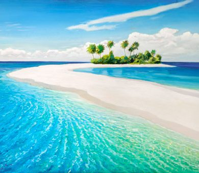 Adriano Galasso - Isola tropicale