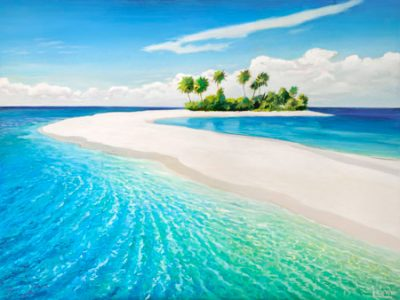 Adriano Galasso – Isola tropicale