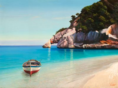 Adriano Galasso – Baia mediterranea