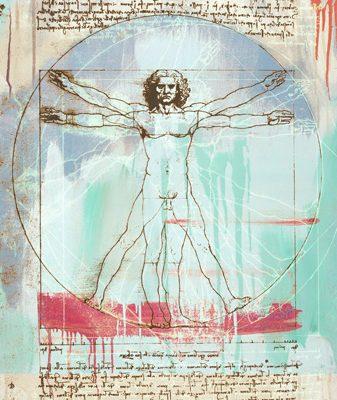 Eric Chestier – Vitruvian Man 2.0