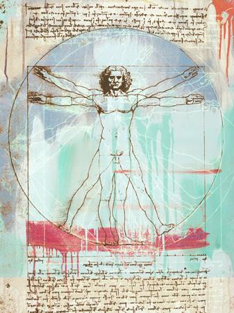 Eric Chestier - Vitruvian Man 2.0