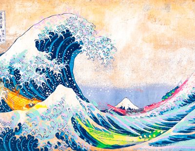 Eric Chestier – Hokusai's Wave 2.0