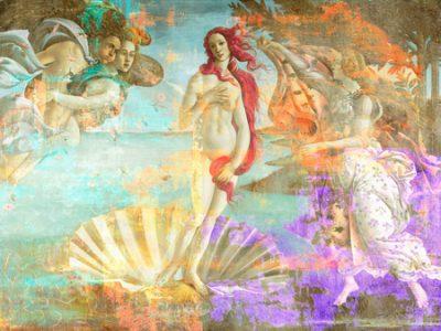 Eric Chestier – Botticelli's Venus 2.0