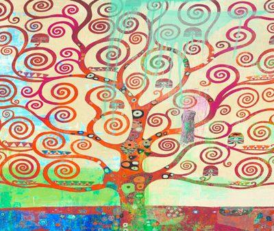 Eric Chestier – Klimt's Tree 2.0