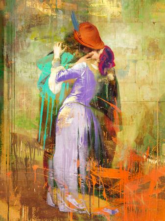 Eric Chestier – Hayezs Kiss
