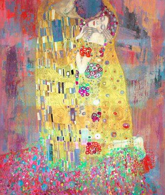 Eric Chestier – Klimt's Kiss 2.0