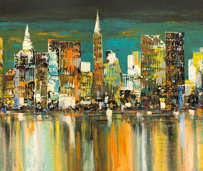 Luigi Florio – Le mille luci di New York