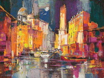 Luigi Florio – Verso il porto immaginario