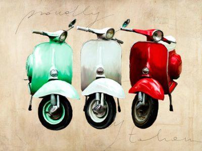 Teo Rizzardi – Proudly Italian