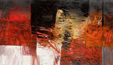 Giuliano Censini - Equilibri in rosso