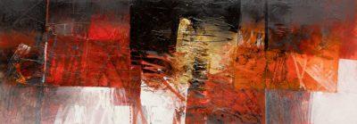 Giuliano Censini – Equilibri in rosso