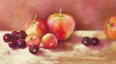 Nel Whatmore - Cherries and Apples