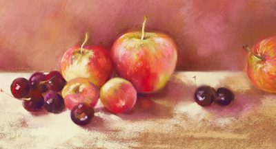 Nel Whatmore – Cherries and Apples