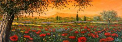 Tebo Marzari – Pianura in fiore