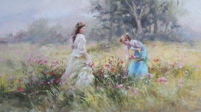 Καλύβας Γεώργιος – Μαζεύοντας λουλούδια