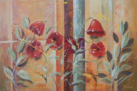 Γαλιώτος Ανδρέας - Λουλούδια