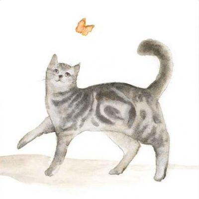 Barckholtz Lindsay – Curious Felines 1