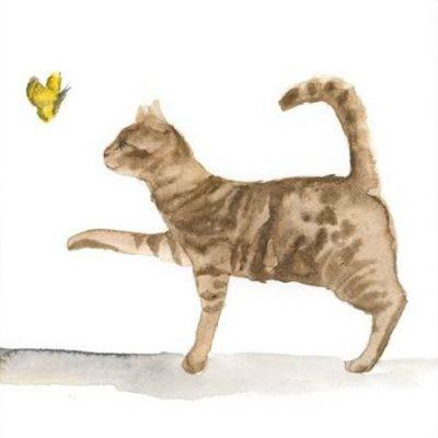 Barckholtz Lindsay – Curious Felines 5