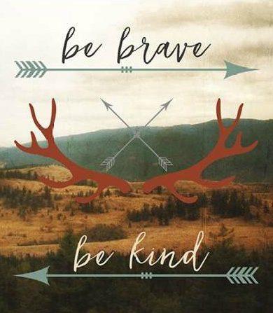 Appleman Sam - Be Brave Be Kind