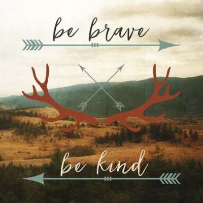 Appleman Sam – Be Brave Be Kind