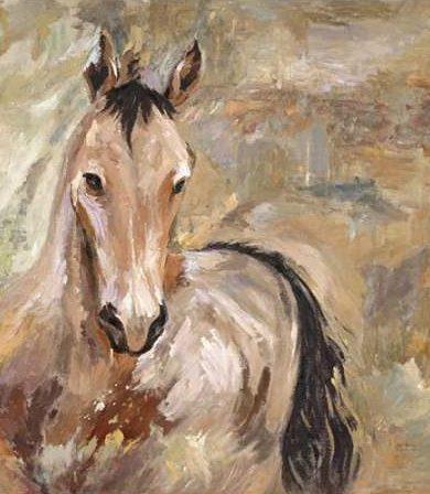 Art Atelier Alliance - 1 Horse