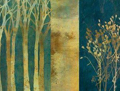 Niele Cora - Golden Collage
