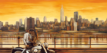 Edoardo Rovere – Lovers in New York