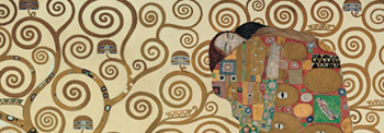 Gustav Klimt – Fulfillment ΙΙ (detail)