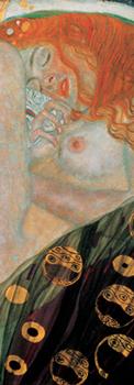 Gustav Klimt – Danae (detail)