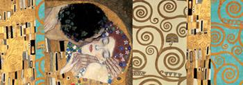 Gustav Klimt – Klimt II 150° Anniversary (The Kiss)
