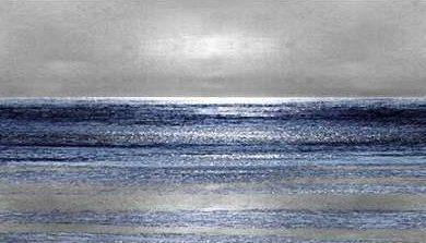 Matthews Michelle - Silver Seascape II