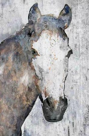 Orlov Irena – Horse Portrait I