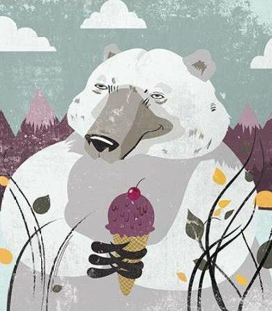 PI Studio - Polar Bear