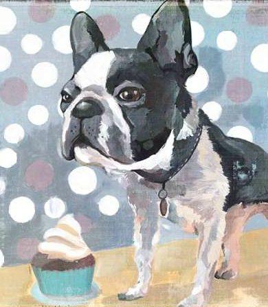 PI Studio - Pug Birthday