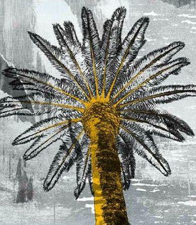 PI Studio - Palm Leaves