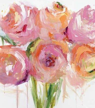 Bell Emma - Pink Peonies