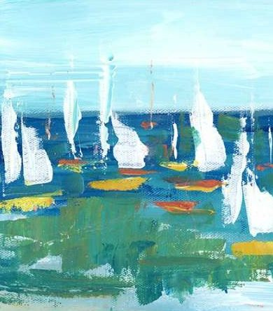 Wingard Pamela J - Just the Sea V