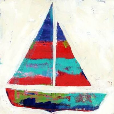 Wingard Pamela J – Sailboat Stripe