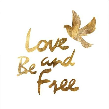 PI Studio - Love and Be Free with Bird