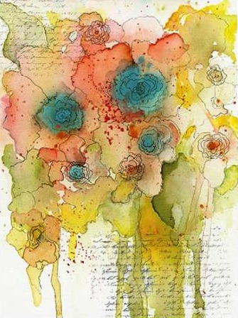 Ogren Sarah – Floral Watercolor