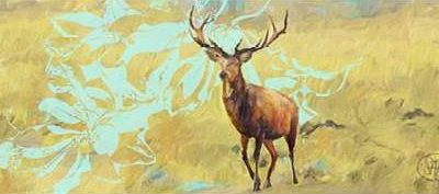 Butcher Sarah – Stag With Magnolia