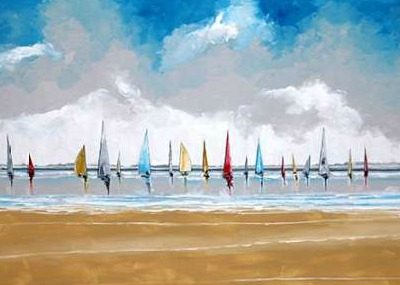Roy Stuart – Boats III
