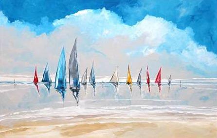 Roy Stuart - Boats IV