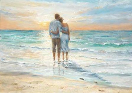Wallis Karen - Seaside Sunset