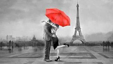 Tarin Michael - Paris Kiss