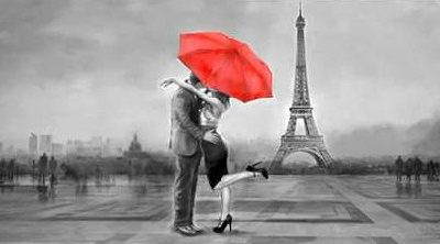 Tarin Michael – Paris Kiss
